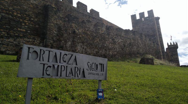DON PEDRITO LLEGA A PONFERRADA