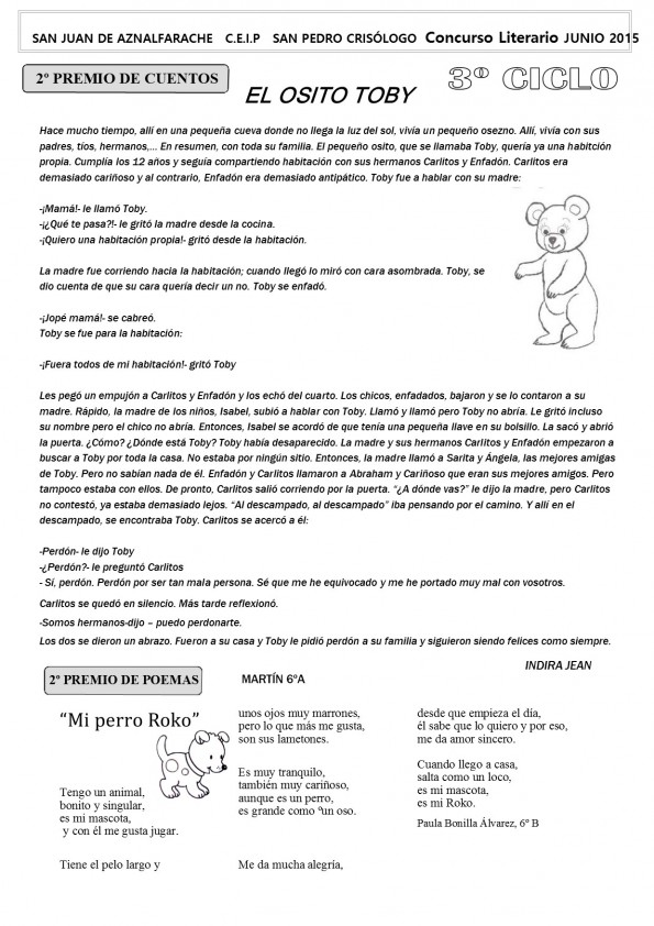 B N CONCURSO LITERARIO 5