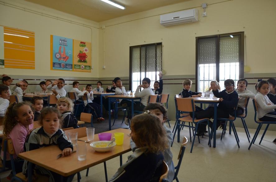 Comedor escolar for Comedor 505 san pedro