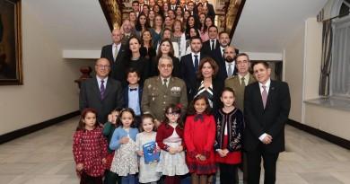 GALA DE ENTREGA DE LOS PREMIOS EJÉRCITO 2018